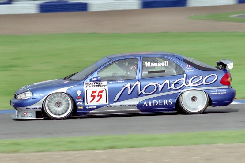 DLEDMV BTCC Nigel Mansell 02