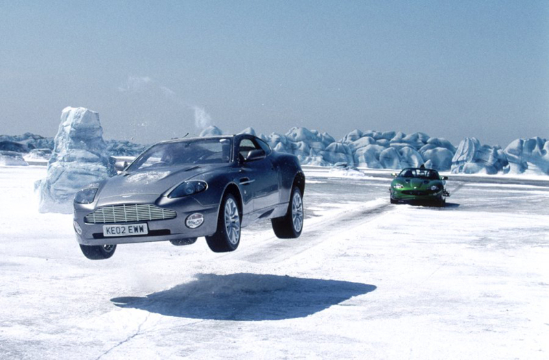 DLEDMV James Bond Jaguar C-X75 Aston Martin DB10 Spectre01