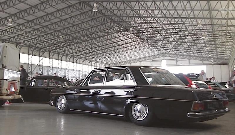DLEDMV Mercos W114 Black On Air05