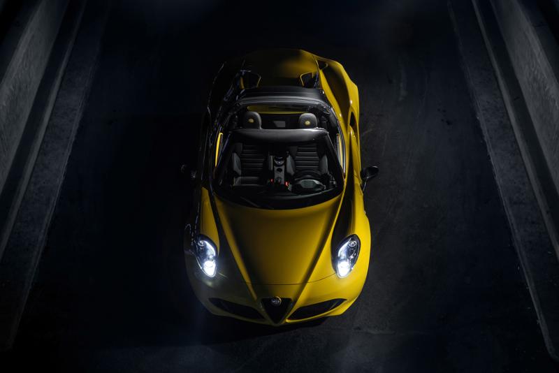 DLEDMV Alfa 4C Spider Detroit009