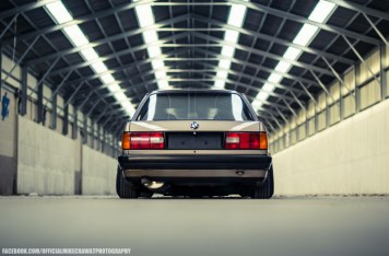 DLEDMV BMW Série 3 E30 BBS + Airlift 005
