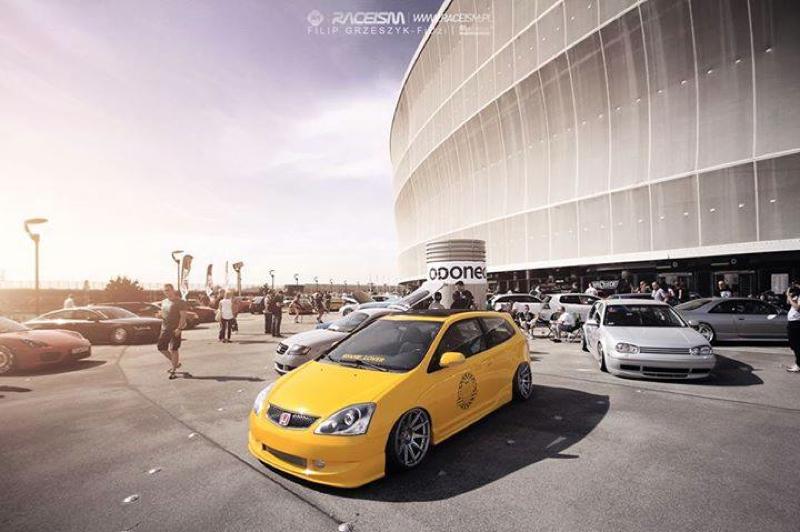 DLEDMV Honda Civic EP3 Bagged 010
