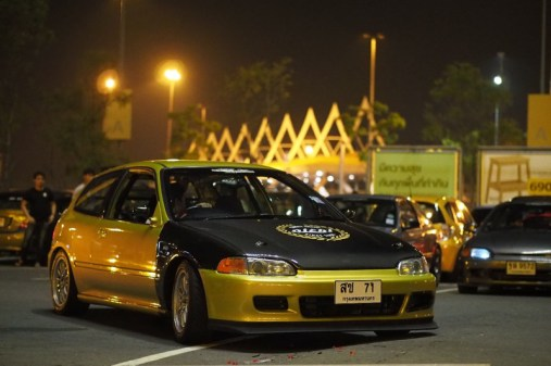 DLEDMV Honda Knight Meet 003