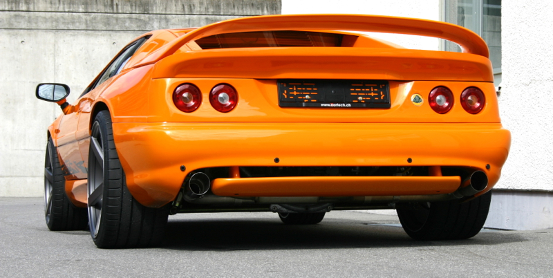DLEDMV Lotus Esprit GT3 Cartech 003