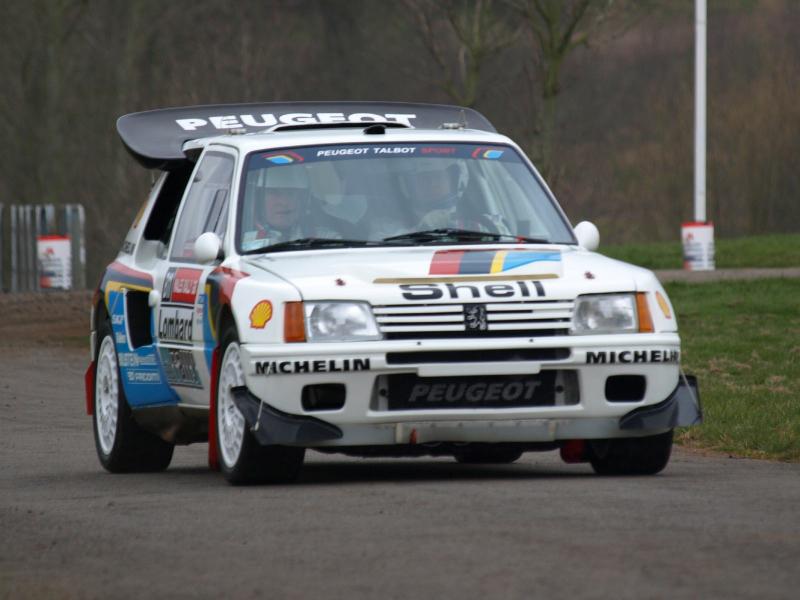 DLEDMV Peugeot 205 T16 Evo2 en action 0005