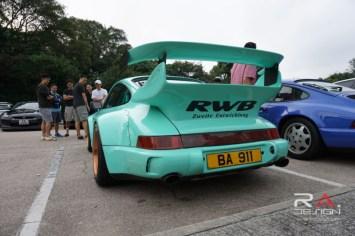 DLEDMV Porsche 964 RWB Hong Kong 007