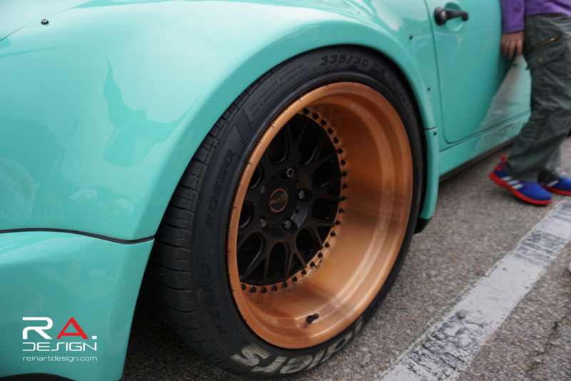 DLEDMV Porsche 964 RWB Hong Kong 008