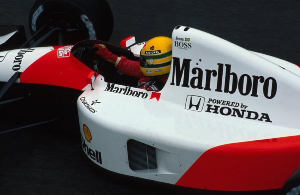 Ayrton Senna Onboard à Monaco - Ça secoue ! 10