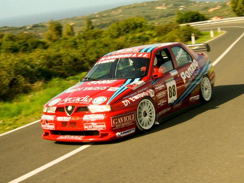 DLEDMV Alfa Romeo 155 GTA Drift 005