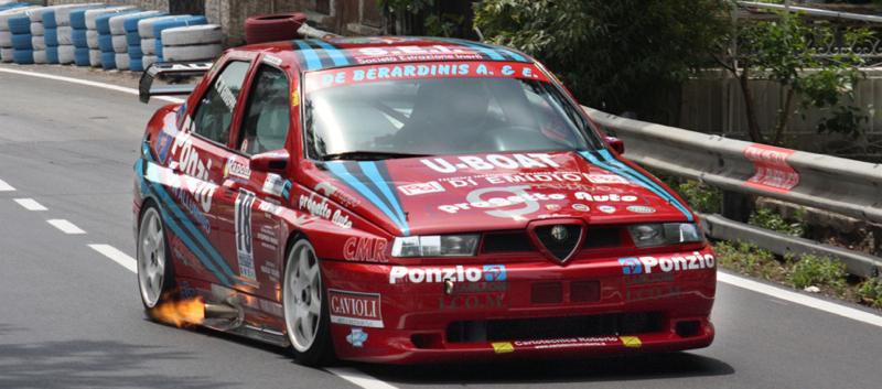 DLEDMV Alfa Romeo 155 GTA Drift 006
