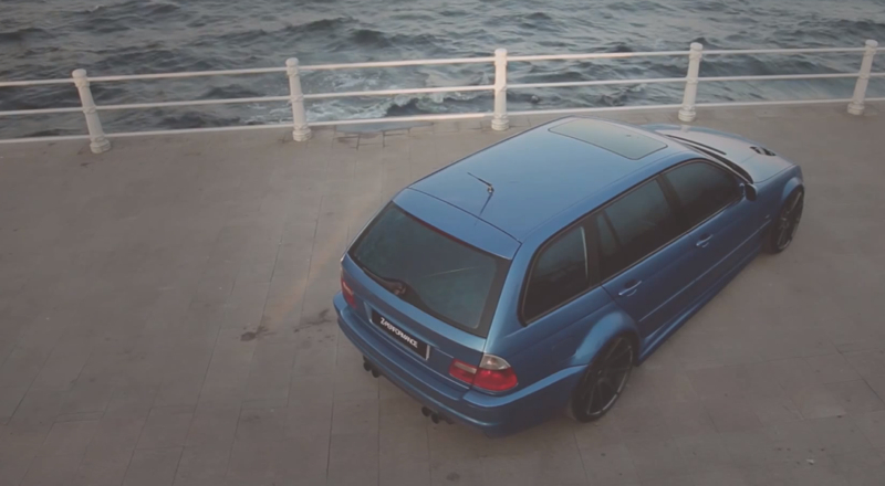 DLEDMV BMW E46 touring M3 turbo 800+ 007