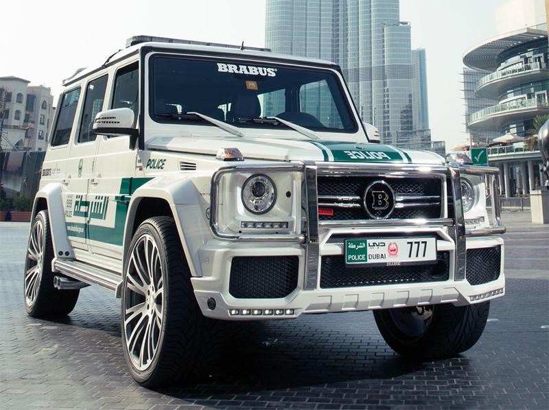 DLEDMV Police Dubai Supercars 03
