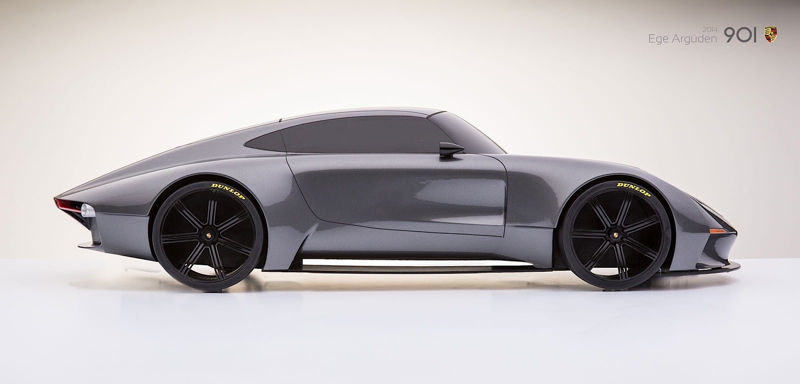 DLEDMV Porsche 901 Concept Ege Arguden 06