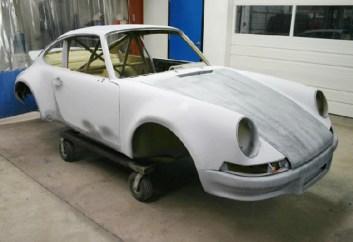 DLEDMV Porsche 911 RSR 73 restomod 005