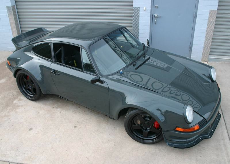 DLEDMV Porsche 911 RSR 73 restomod 008