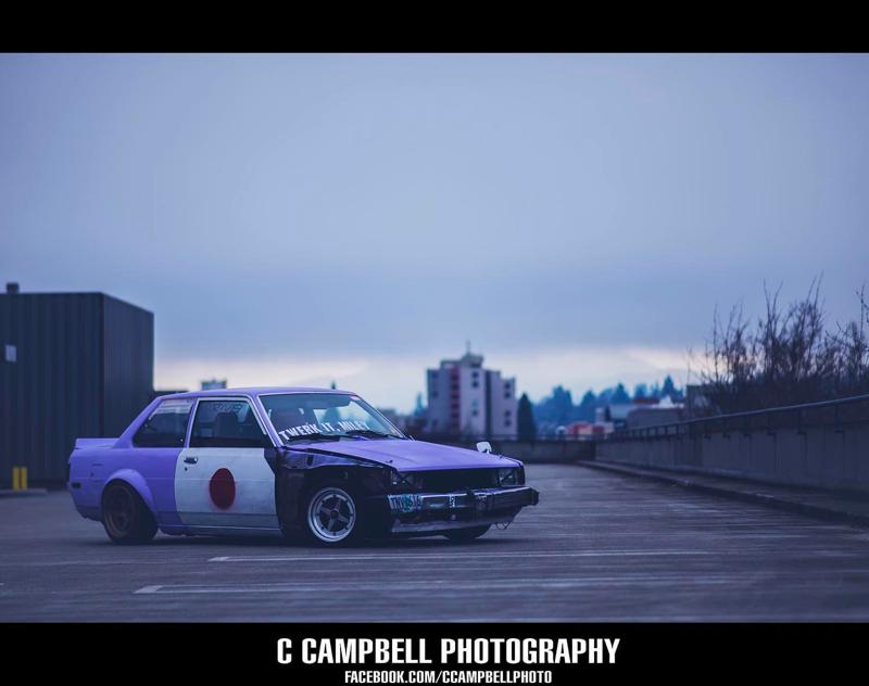 DLEDMV Toyota Corolla AE71 JapStyle21