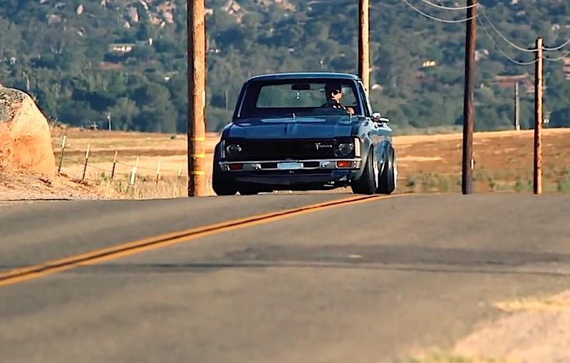 DLEDMV Toyota Hilux Stance & California 001