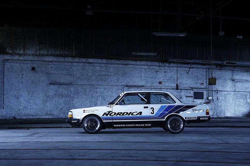 DLEDMV Volvo 240 ETCC Heico 007