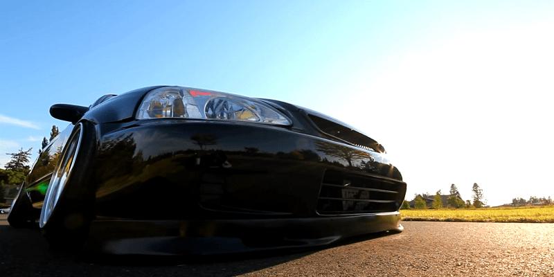 DLEDMV The Tailored Gang - 5 Honda au ras du sol 04