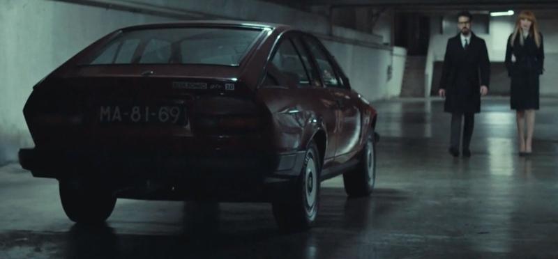 DLEDMV Alfetta GTV 2000 Night Drive 04