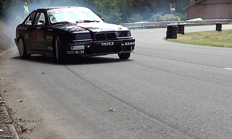 DLEDMV BMW M3 Hillclimb Drift Alois Pamper 01
