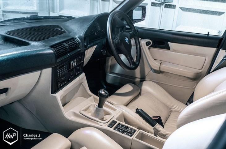 DLEDMV BMW M5 E34 BBS RC HnP11
