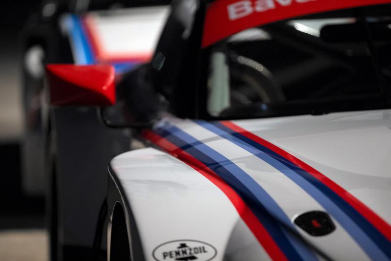 DLEDMV BMW Z4 GTLM & 3.0 CSL Sebring 03
