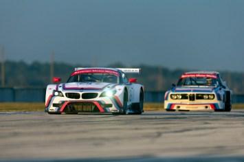 DLEDMV BMW Z4 GTLM & 3.0 CSL Sebring 06