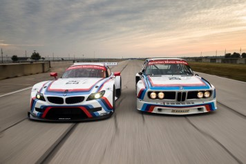 DLEDMV BMW Z4 GTLM & 3.0 CSL Sebring 10