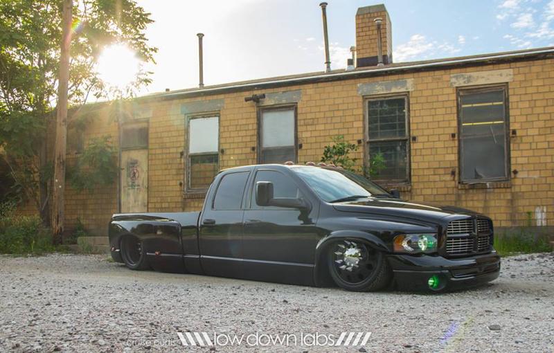 DLEDMV Dodge Ram Black Pearl 04