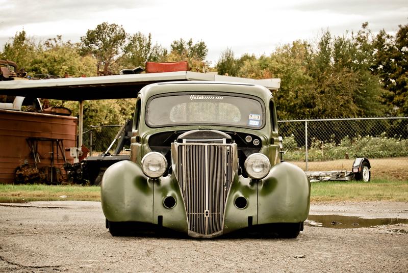 DLEDMV Ford coupé 1936 LSX turbo 10