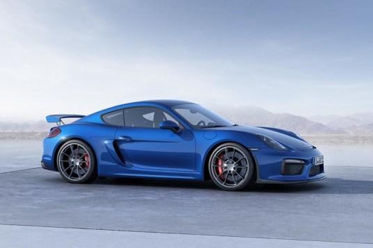 DLEDMV Genève 2015 Porsche Cayman GT401