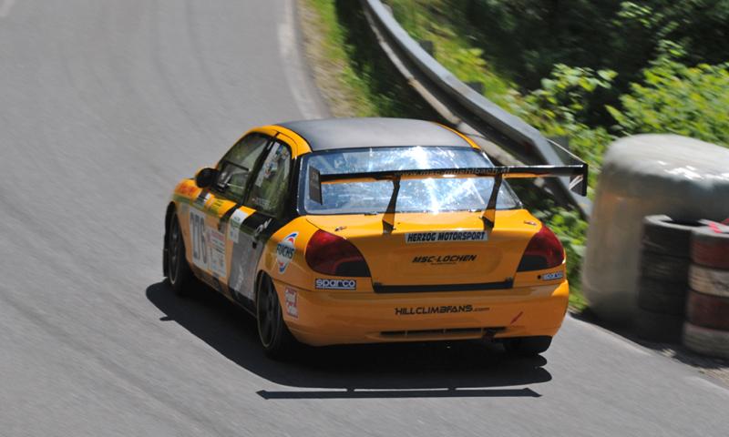 DLEDMV Hillclimb Monster Ford Mondeo STW 01