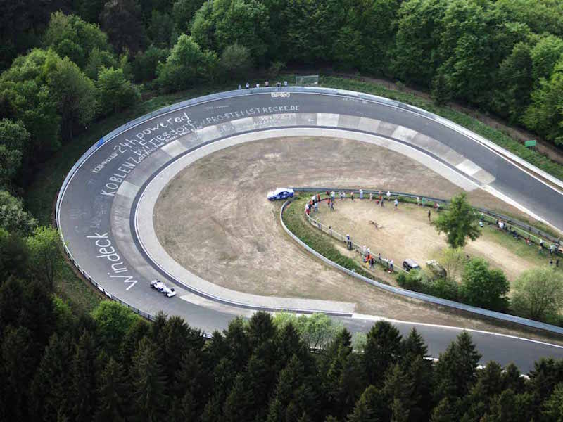 DLEDMV Nurburgring The Green Hell F1 BMW