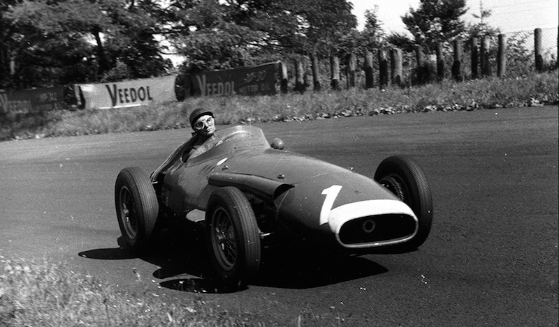 DLEDMV Nurburgring The Green Hell Fangio