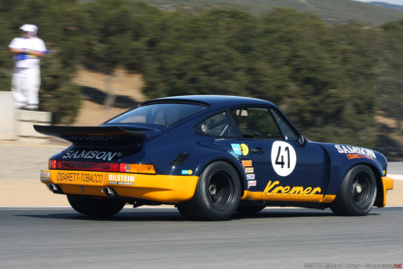 DLEDMV Porsche 911 3.0 RSR Race 01