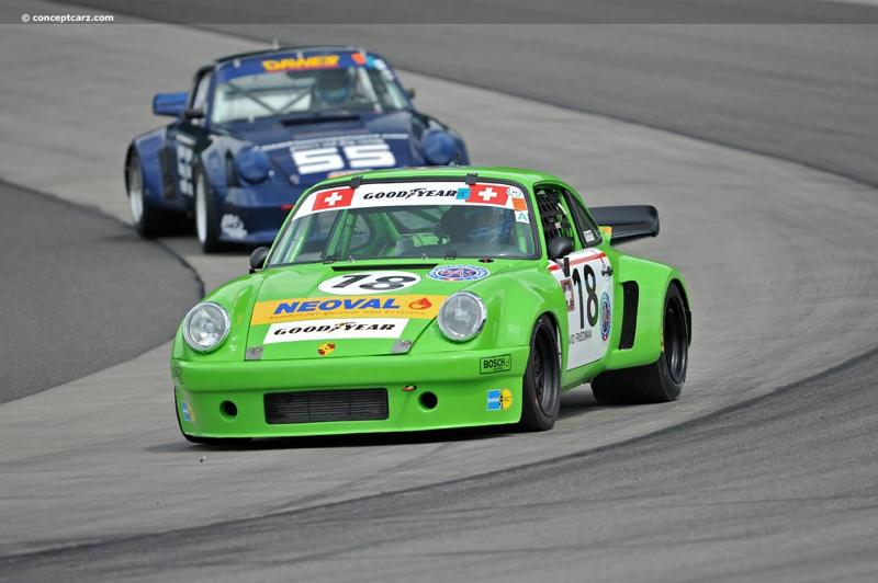 DLEDMV Porsche 911 3.0 RSR Race 03