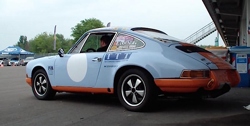 DLEDMV Porsche 964 turbo & 912 straight pipes 07