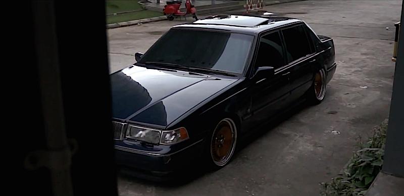 DLEDMV Volvo 960 slammed & Schmidt 01