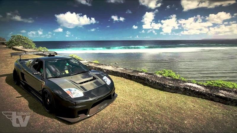 DLEDMV Tom Akigami's NSX, la fin des atmo ? 06