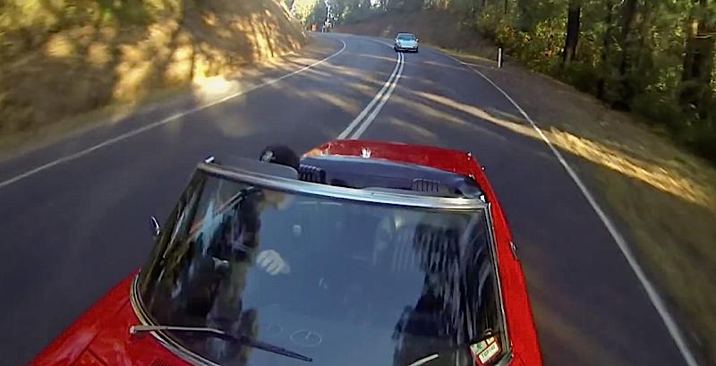 DLEDMV Alfa Spider vs Porsche 911T05