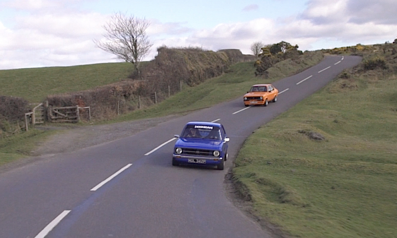 DLEDMV Ford Escort mk2 double 04