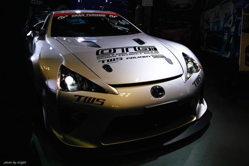 DLEDMV - Lexus LFA swap Toyota V8 Nascar01