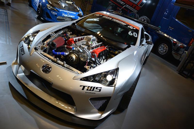 DLEDMV - Lexus LFA swap Toyota V8 Nascar02