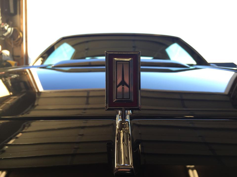 DLEDMV Oldsmobile Cutlass LS2 burn out 01