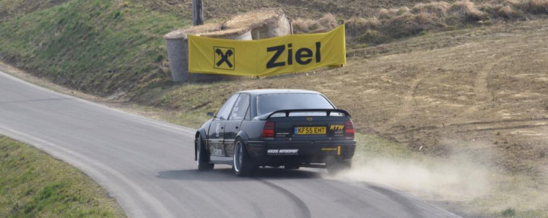 DLEDMV Opel Lotus Omega hillclimb weberhofer 02