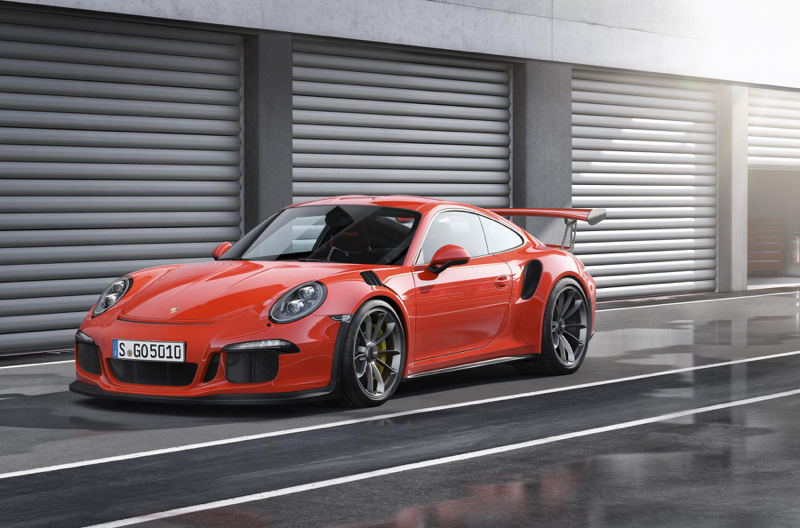 DLEDMV Porsche 991 GT3 RS & Cayman GT4 02
