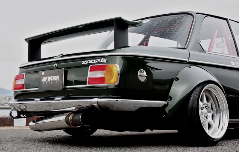 DLEDMV - BMW 2002 tii Ultrabox WORK Wheels - 06