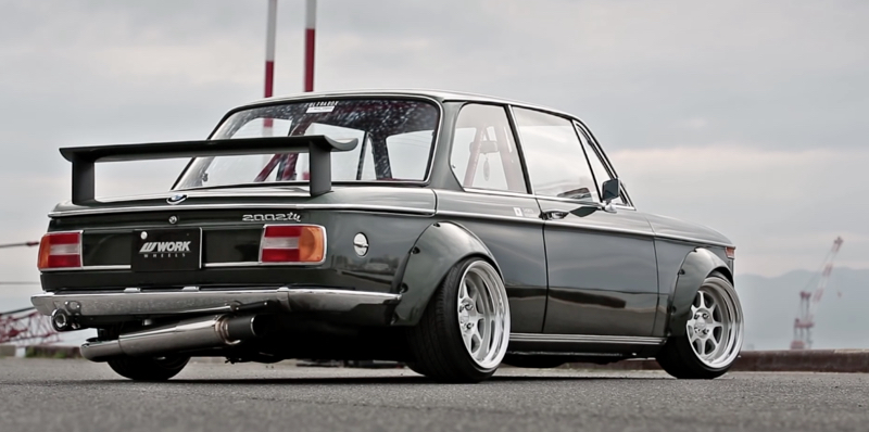 DLEDMV - BMW 2002 tii Ultrabox WORK Wheels - 10
