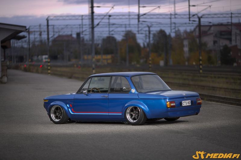 DLEDMV - BMW 2002 tii swappée F20C - 14